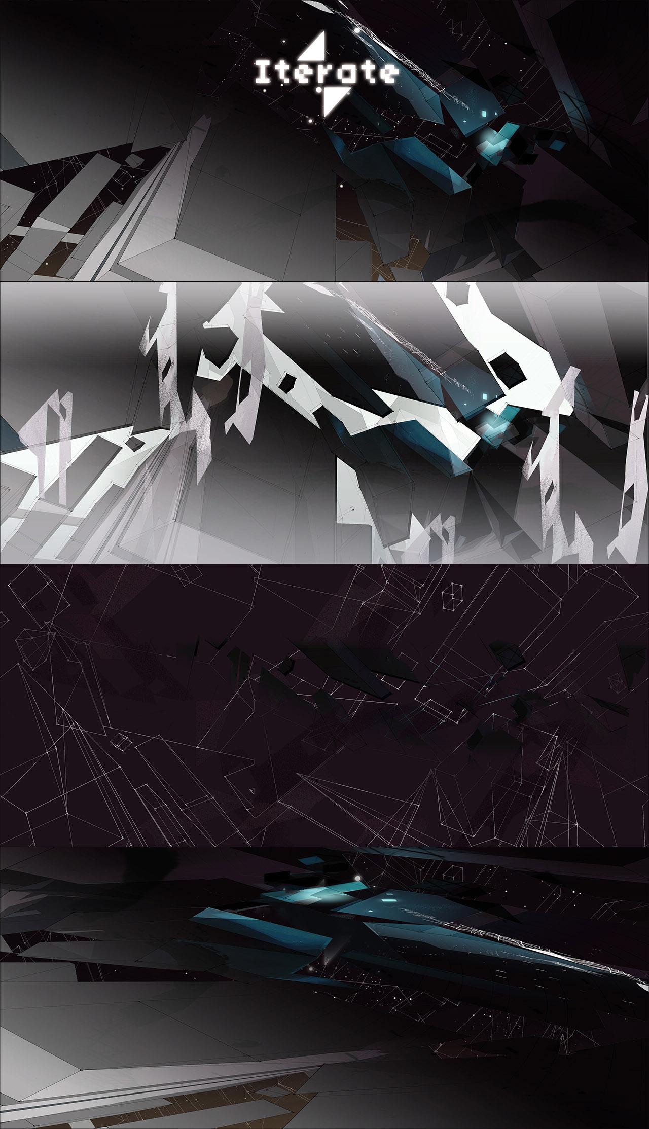 Ludum Dare - Iterate backgrounds (2)