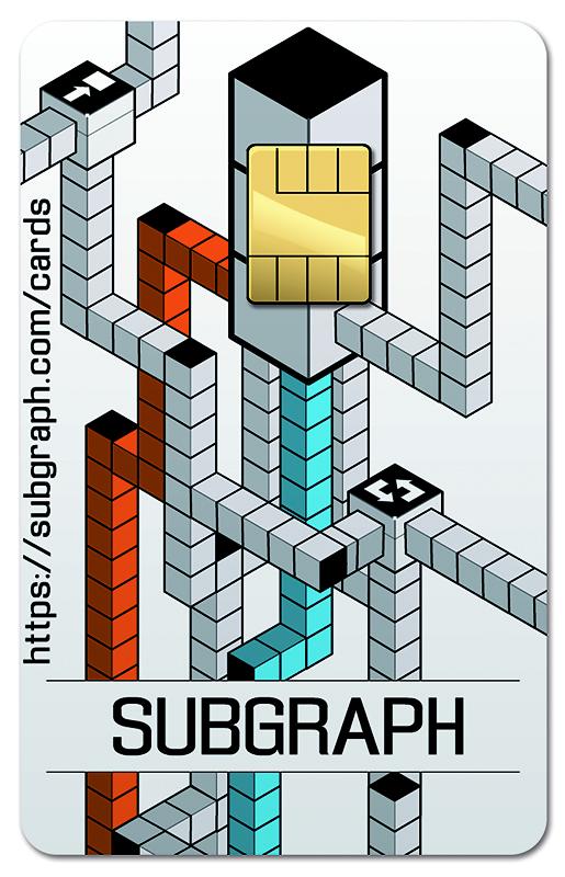 SUBGRAPH - Design Card.