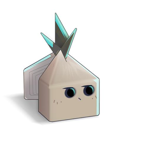 SUBGRAPH - Chronion Mascot.