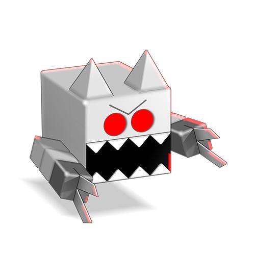 SUBGRAPH - Virus Mascot.