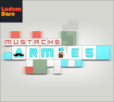 Ludum Dare - Mustache Armies