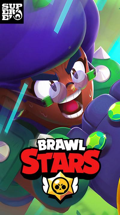 SUPERCELL - Brawl Stars