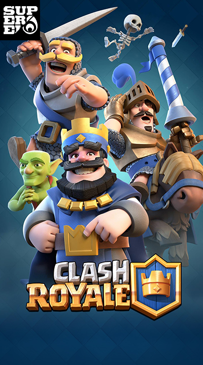 SUPERCELL - Clash Royale