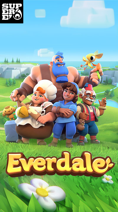 SUPERCELL - Everdale