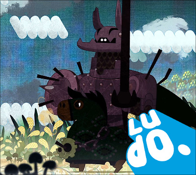 LUDO - Knights